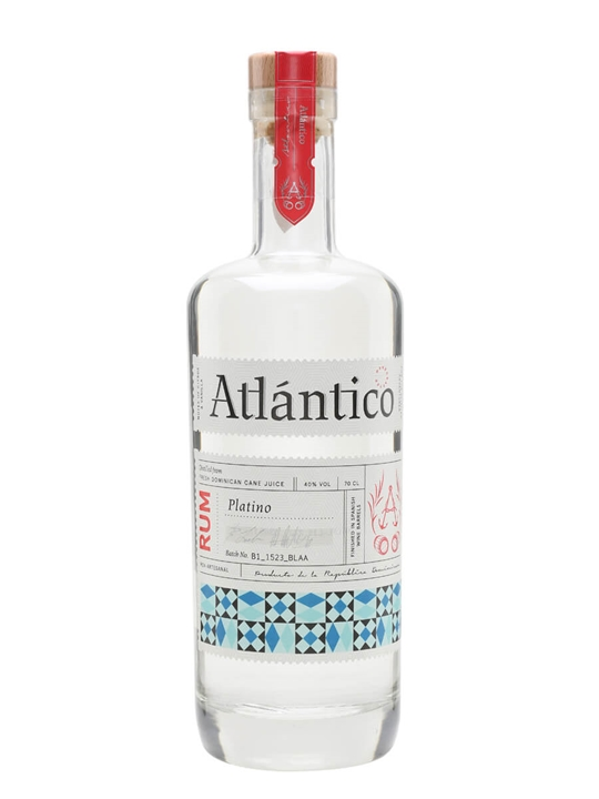 Atlantico Platino Rum Single Modernist Rum