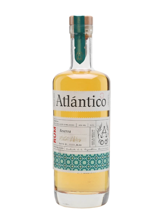 Atlantico Reserva Rum Single Modernist Rum