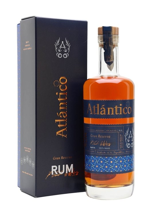 Atlantico Dark Gran Reserva Rum Single Modernist Rum