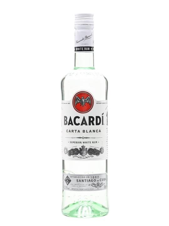 Bacardi Superior / Carta Blanca Rum
