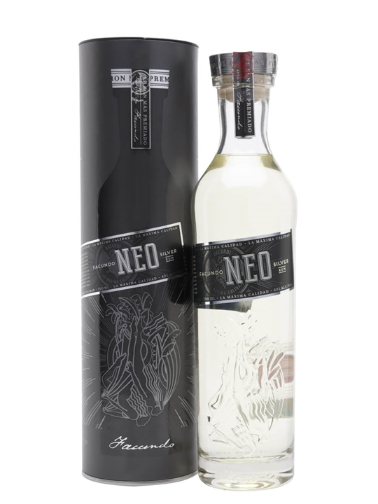 Bacardi Facundo Neo Silver Rum Single Modernist Rum