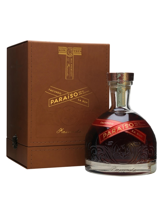 Bacardi Facundo Paraiso XA Rum Single Modernist Rum