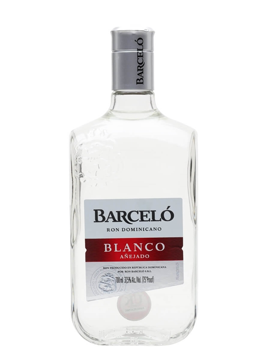 Barcelo Blanco Rum Single Modernist Rum