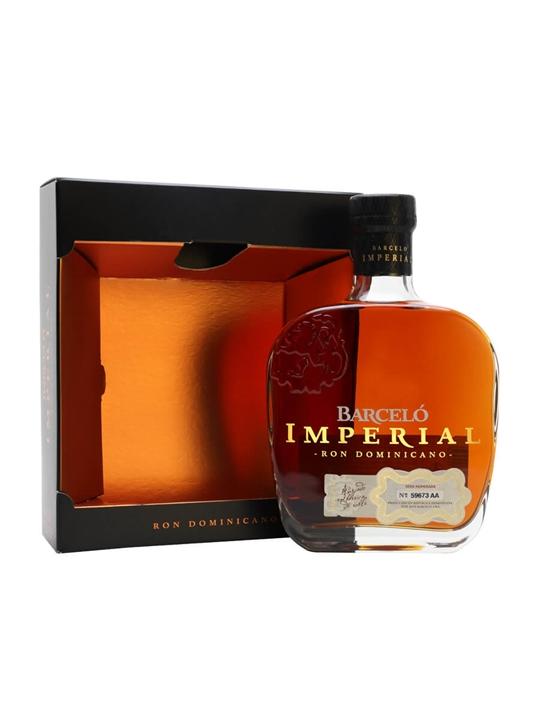 Barcelo Imperial Rum Single Modernist Rum