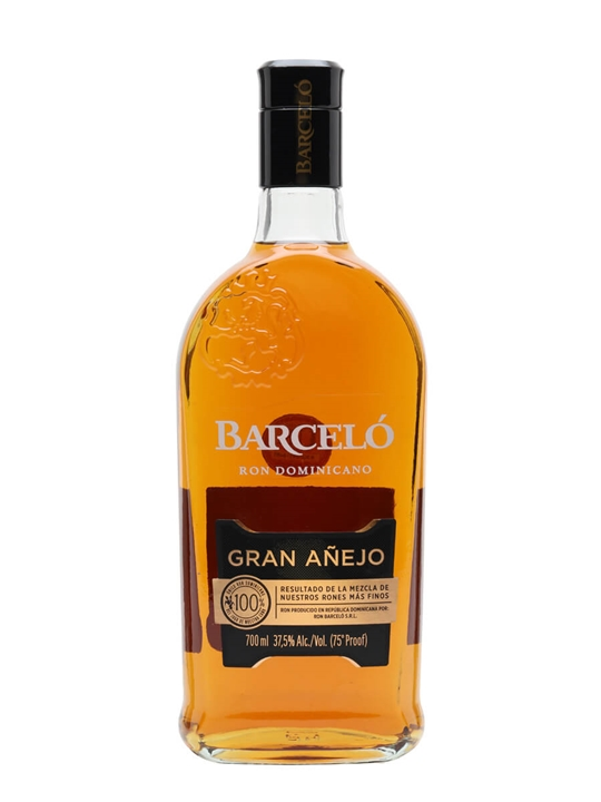 Barcelo Gran Anejo Rum Single Modernist Rum