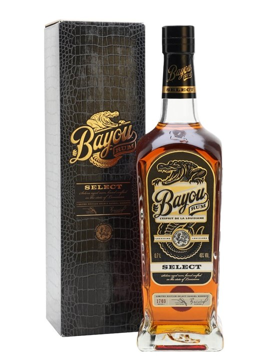 Bayou Select Rum Single Traditional Pot Rum