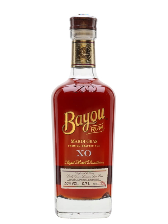Bayou XO Mardi Gras Single Traditional Pot Rum