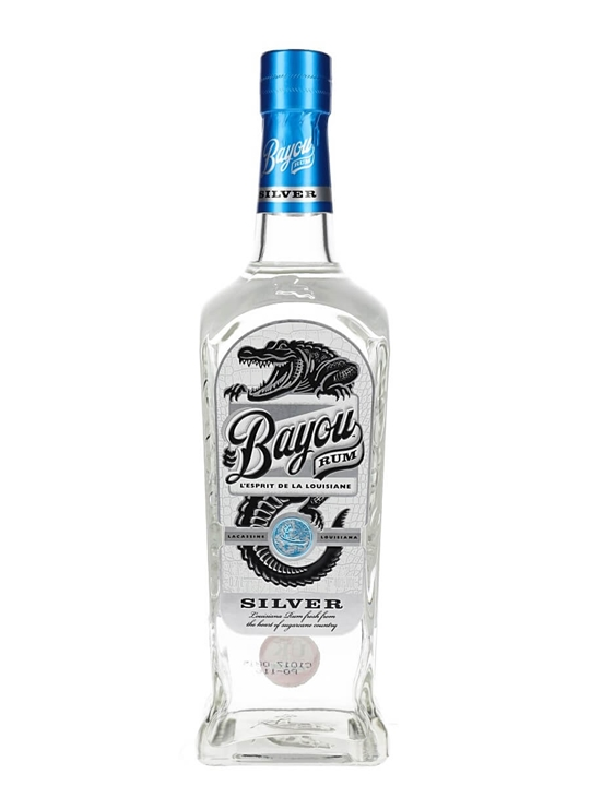 Bayou Silver Rum Single Traditional Pot Rum