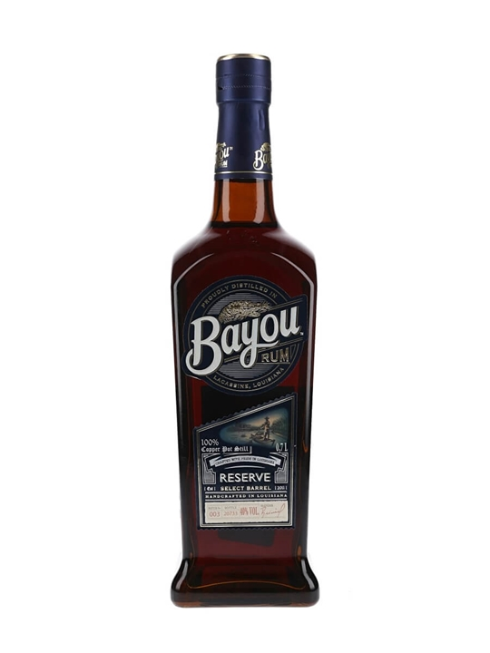 Bayou Reserve Rum Single Traditional Pot Rum
