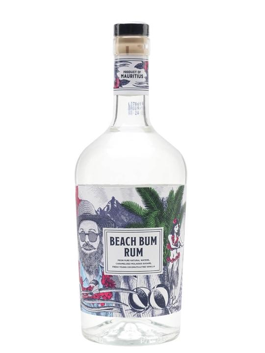 Beach Bum Silver Rum Single Traditional Pot Rum