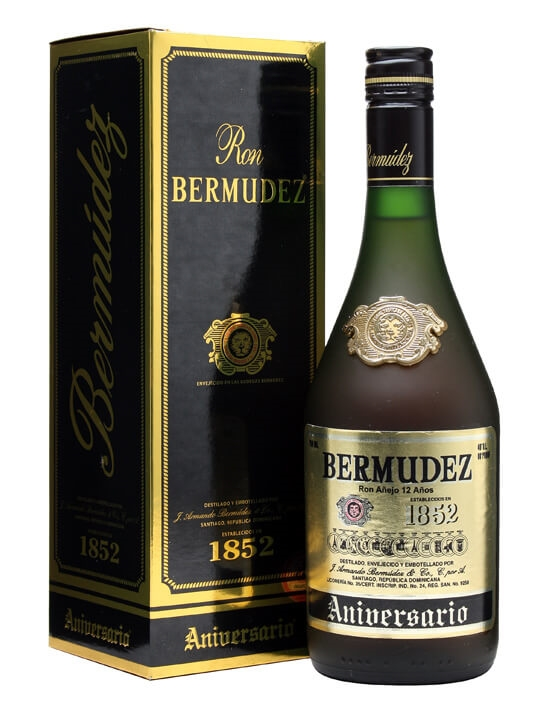 Bermudez 1852 Aniversario Rum Single Modernist Rum