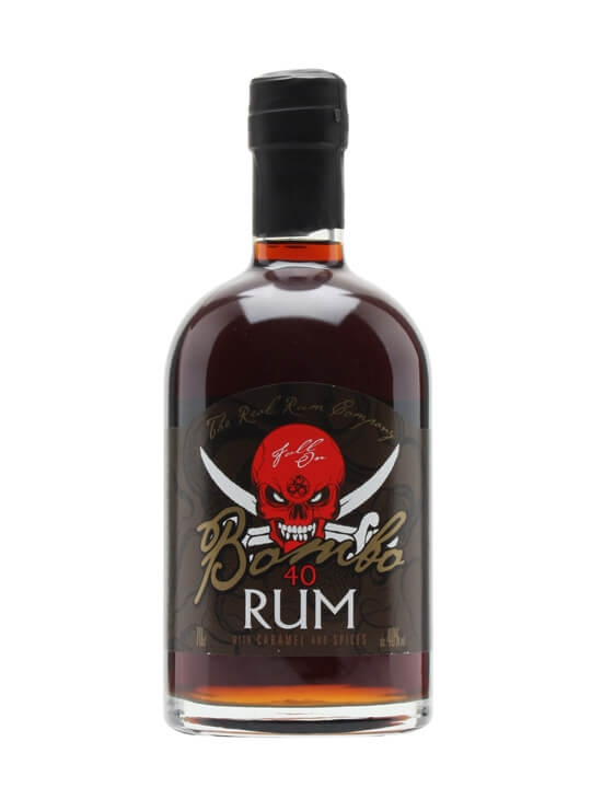 Bombo 40 Rum / Caramel and Spices