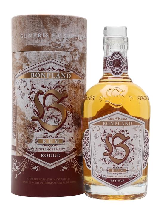 Bonpland Rum Rouge VSOP Blended Modernist Rum