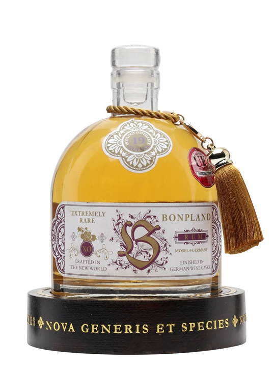 Bonpland Guyana Uitvlugt 19 Year Old Rum / Single Cask