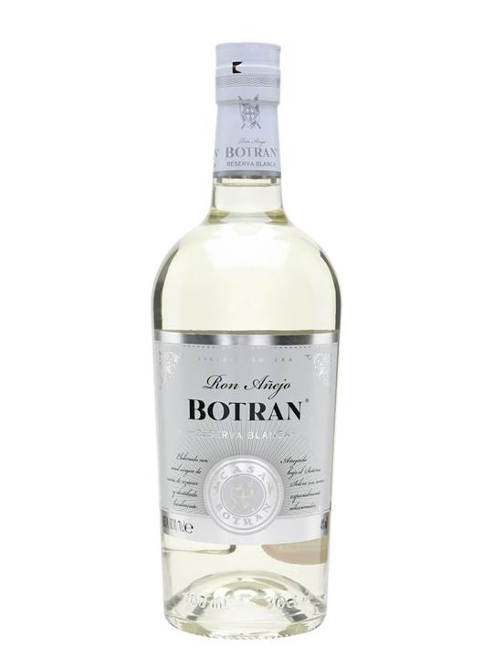 Botran Reserva Blanca Rum Single Modernist Rum