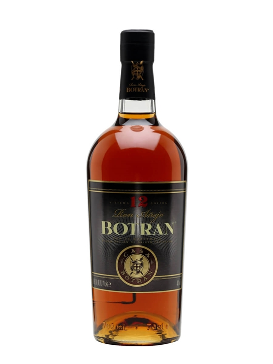 Botran 12 Year Old Anejo Rum Single Modernist Rum