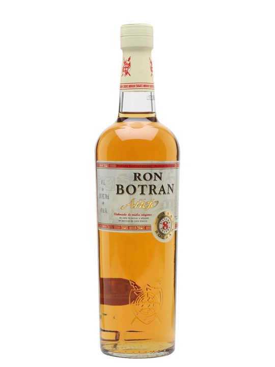 Botran 8 Year Old Anejo Rum Single Modernist Rum