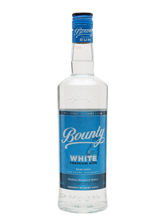 Bounty White Rum Single Traditional Column Rum