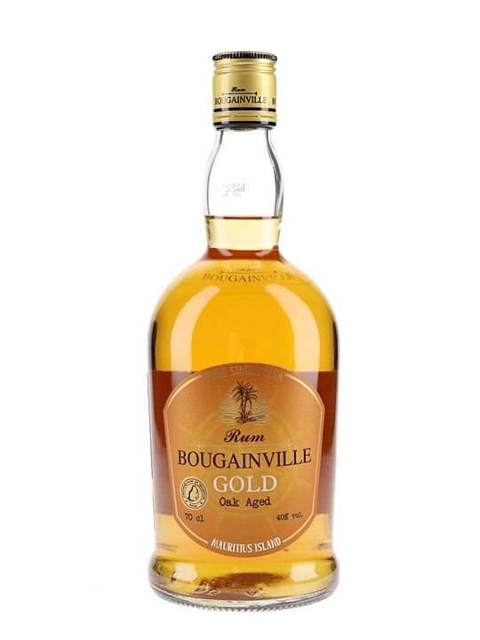 Bougainville Gold Rum Single Traditional Pot Rum