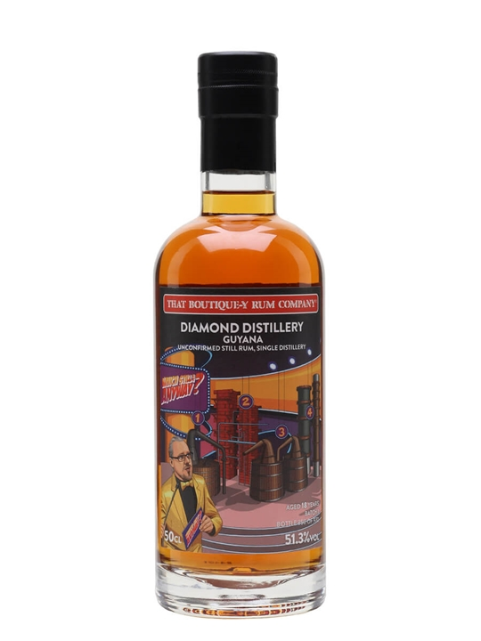Diamond Unconfirmed Still 18 Year Old / Boutique-y Rum Co