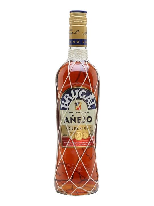 Brugal Anejo Rum Single Modernist Rum