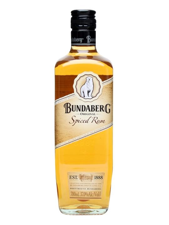Bundaberg Spiced Rum Cane Spirit