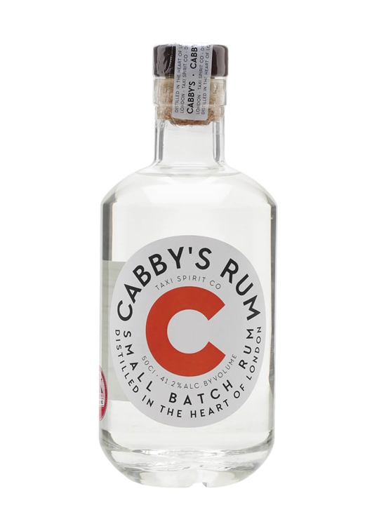 Cabby's Small Batch Rum Single Traditional Pot Rum