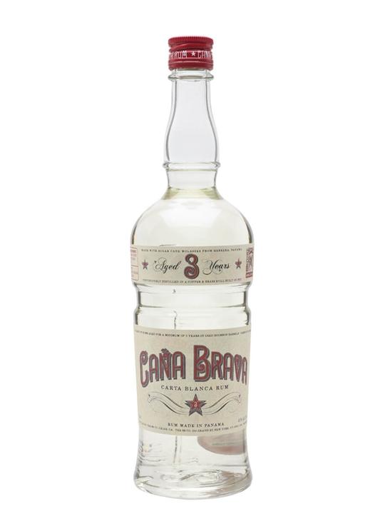 Cana Brava / 3 Year Old / Panama Rum Single Modernist Rum