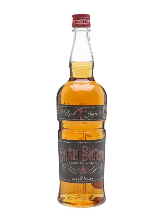 Cana Brava / 7 Year Old / Panama Rum Single Modernist Rum