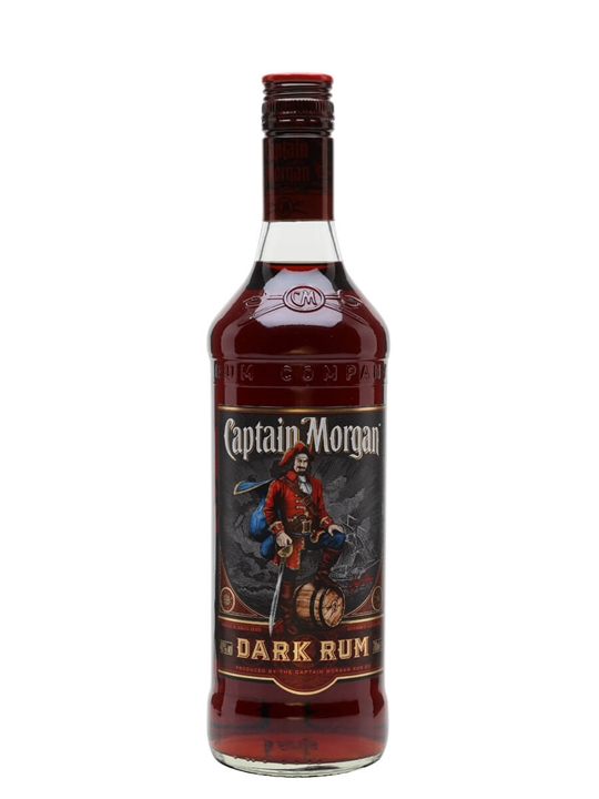 Captain Morgan Rum Blended Modernist Rum