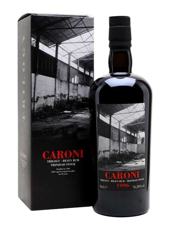 Caroni 1996 / 20 Year Old / Heavy Trinidad Trilogy