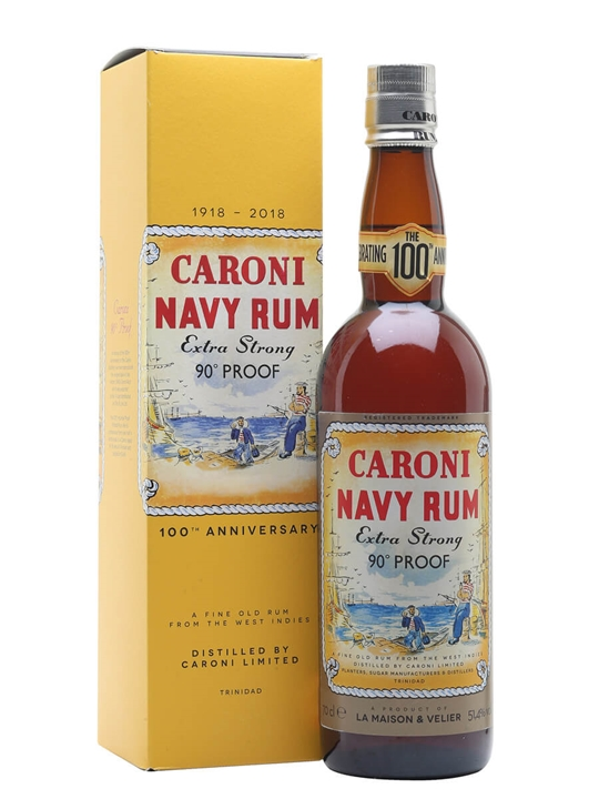 Caroni Replica 90 Proof / 100th Anniversary