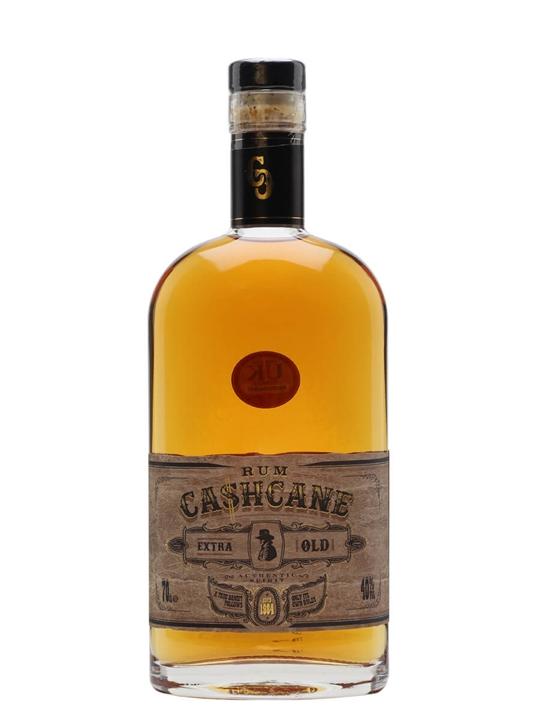 Cashcane Extra Old Rum Blended Modernist Rum
