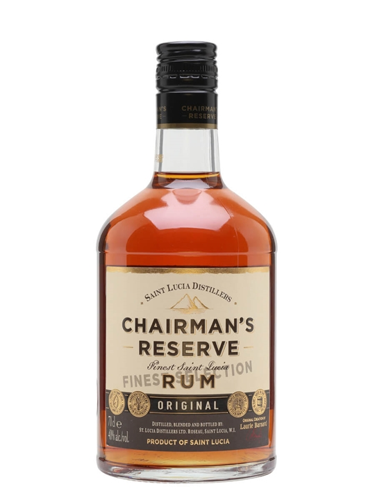 Chairman's Reserve / St Lucia Rum Single Traditional Blended Rum