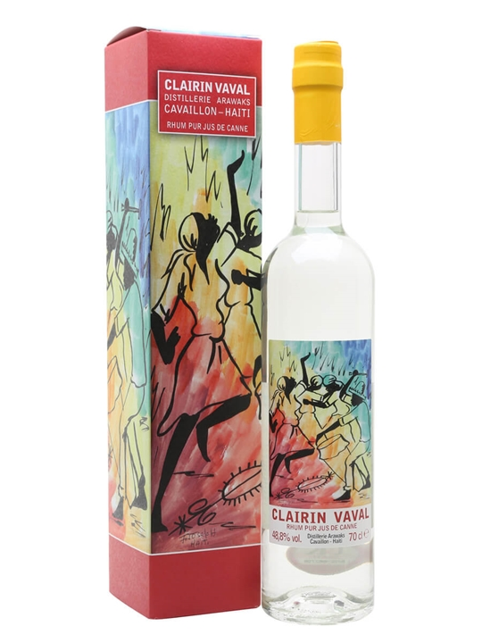 Clairin Vaval 2016 Rum Single Traditional Pot Rum