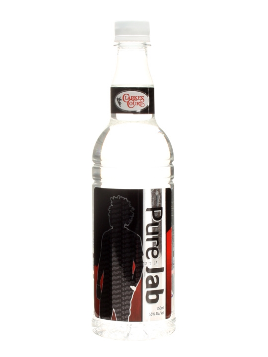 Clarke's Court Pure Jab White Rum / Plastic Bottle