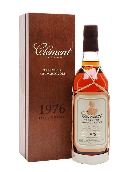 Clement 1976 Rum