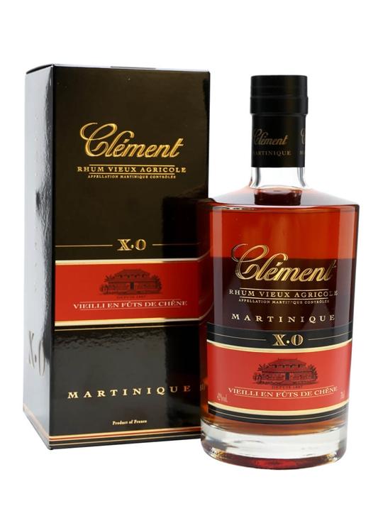 Clement Rhum Vieux XO Single Traditional Column Rum
