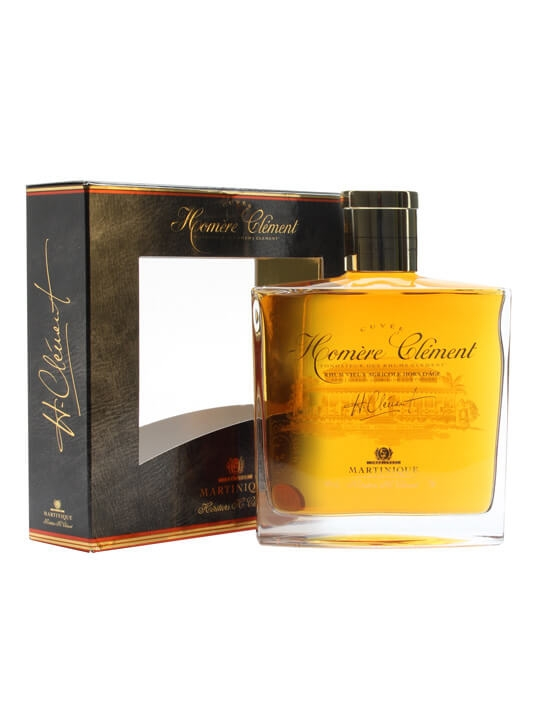 Clement Cuvee Homere Rum Single Traditional Column Rum