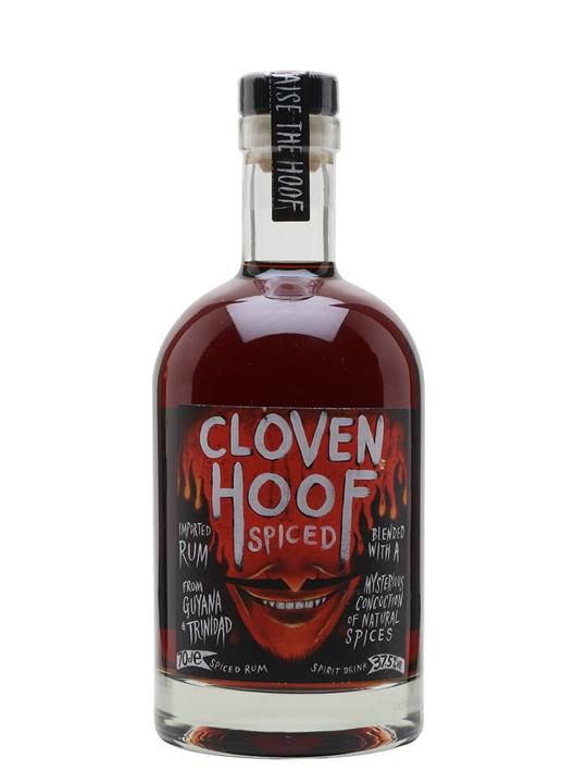 Cloven Hoof Spiced Rum