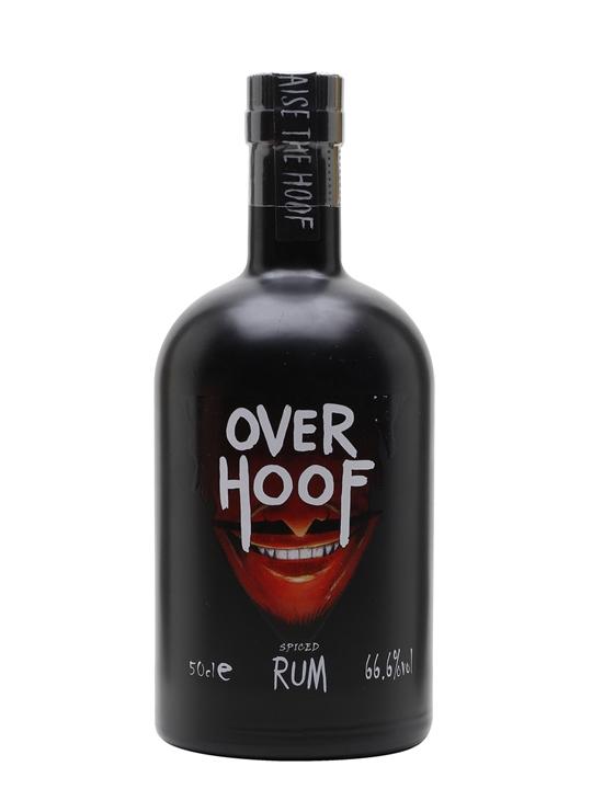 Cloven Hoof Overhoof Spiced Rum