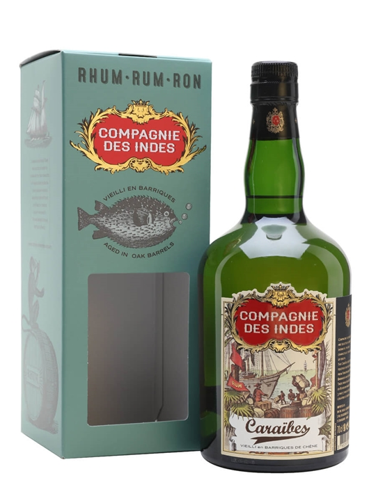 Caraibes Rhum / Compagnie des Indes Blended Traditionalist Rum