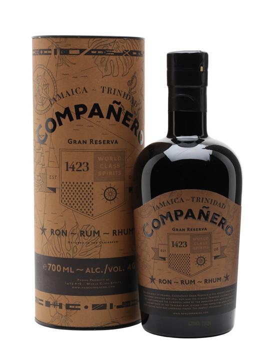 Companero Gran Reserva Rum Blended Modernist Rum
