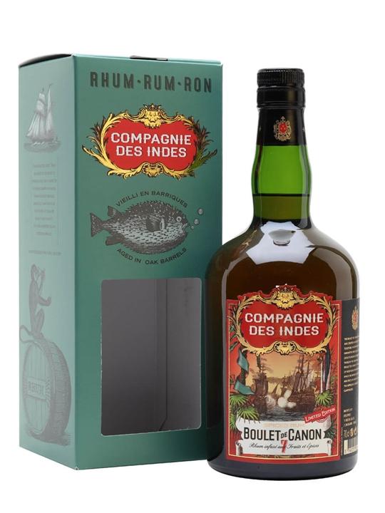 Boulet de Canon N7 Rum / Compagnie des Indes Blended Modernist Rum