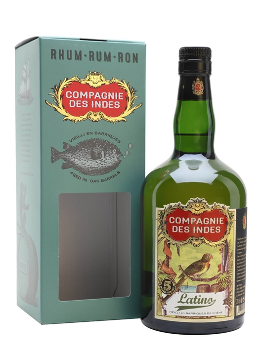 Latino 5 Year Old / Compagnie des Indes Blended Modernist Rum