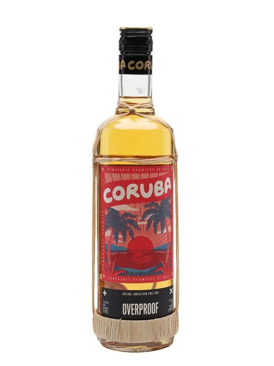 Coruba Overproof Rum / 74% Single Traditional Blended Rum