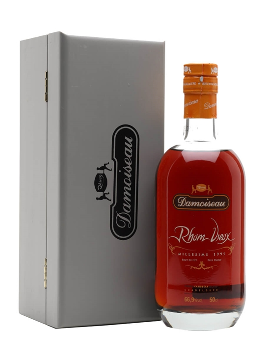 Damoiseau 1995 Rum Single Traditional Column Rum