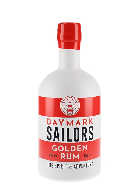 Daymark Sailors Golden Rum Single Traditional Pot Still Rum