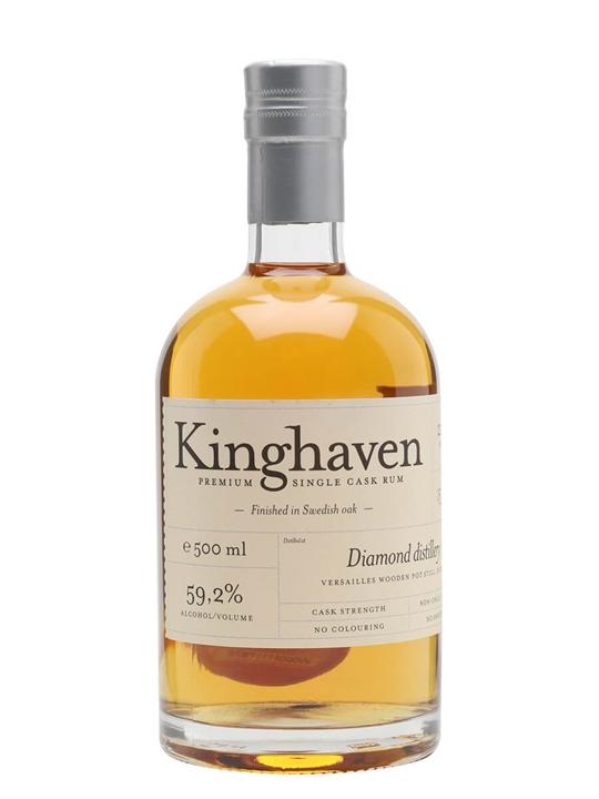 Diamond Distillery 15 Year Old Rum / Versailles Still / Kinghaven