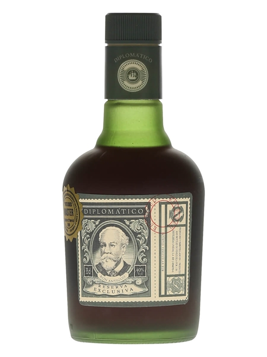 Diplomatico Reserva Exclusiva Rum / Half Bottle Single Modernist Rum